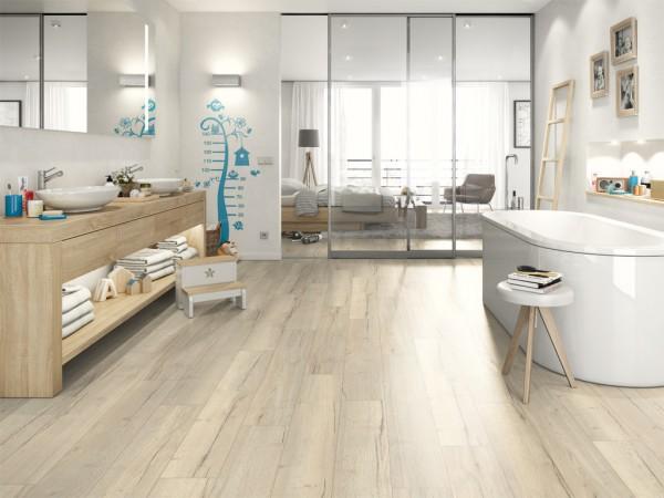 Designboden Home Design Monfort Eiche weiss EHD013