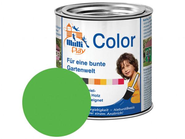 Multi-Play Color Holzfarbe grün