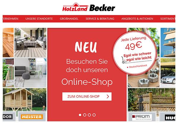 Wissenswertes Uber Unseren Holzfachhandel Holzland Becker