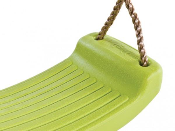 Schaukelsitz Kunststoff grün
