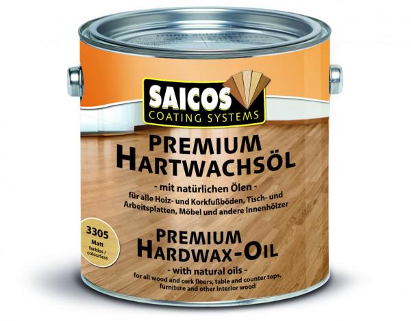 Premium Hartwachs-Öl ultra matt