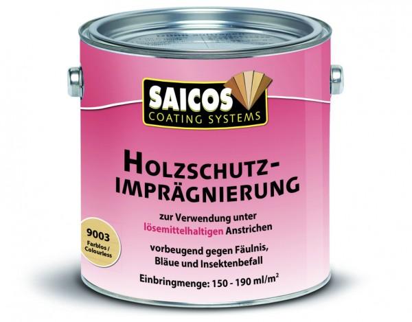 Holzschutz-Imprägnierung farblos