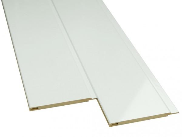 Paneele Ultra weiß glänzend Dekor