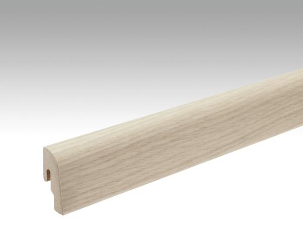 Sockelleiste Eiche weiß Nature geölt 1087 Echtholzfurnier Profil 2 PK