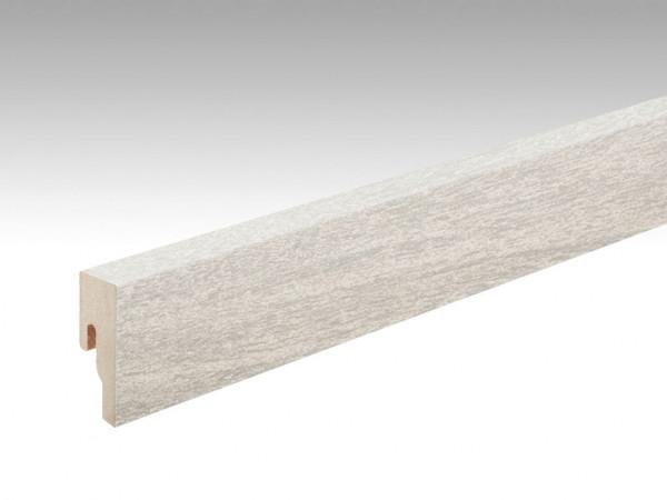 Sockelleiste Sandstein weiß Dekor Profil 8 PK