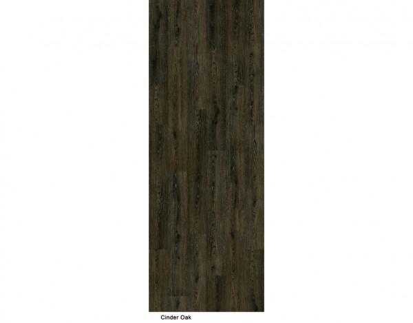 """Vinylboden """"wood Resist"""" Eiche Cinder gefast Floating Landhausdiele"""