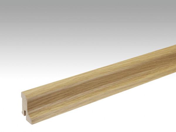 Sockelleiste Eiche natur 001 lackiert Echtholzfurnier Profil 1 MK