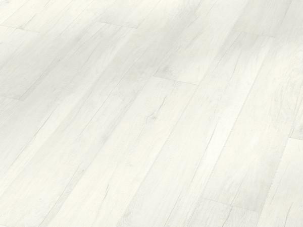 Laminat Eiche weiß deckend 6536 LS 300 S Landhausdiele
