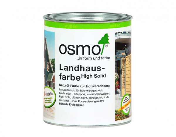 Landhausfarbe 2607 Dunkelbraun