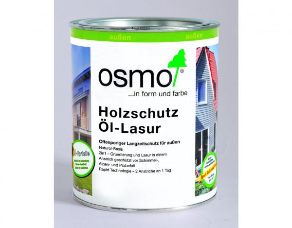 Holzschutz Öl-Lasur 900 Weiß