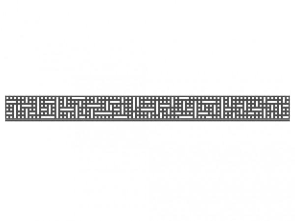 Einzelprofil SYSTEM Quattro flach
