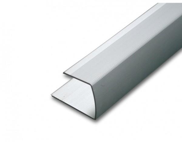Aluminium Seitenabschluss