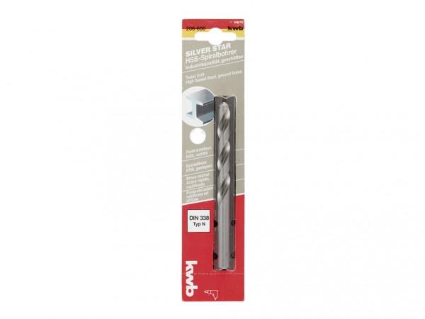 Silver Star HSS Spiralbohrer 5 mm