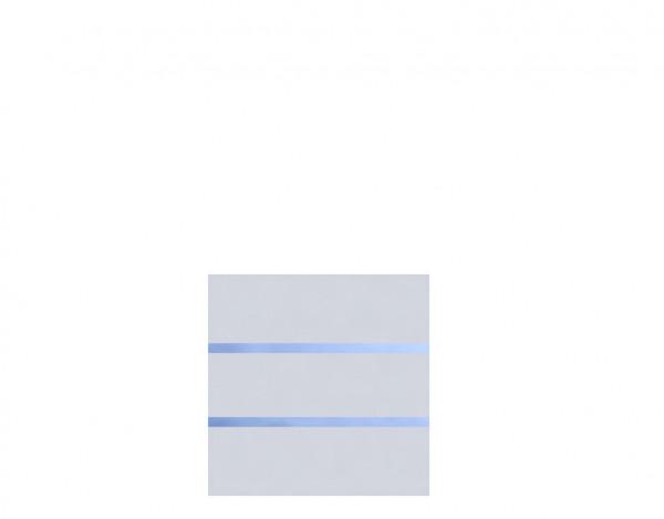 Sichtschutzzaun SYSTEM GLAS ALPHA Rechteck