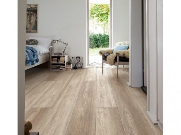 "Designboden Country Eiche Natur strukturiert ""Disano Classic Aqua"" Landhausdiele XL"