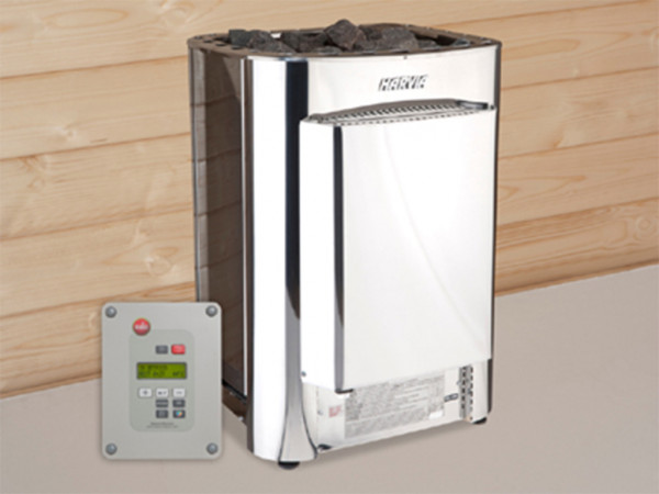 SPARSET Profi-Saunaofen 11 kW (BioS) inkl. externer Steuerung