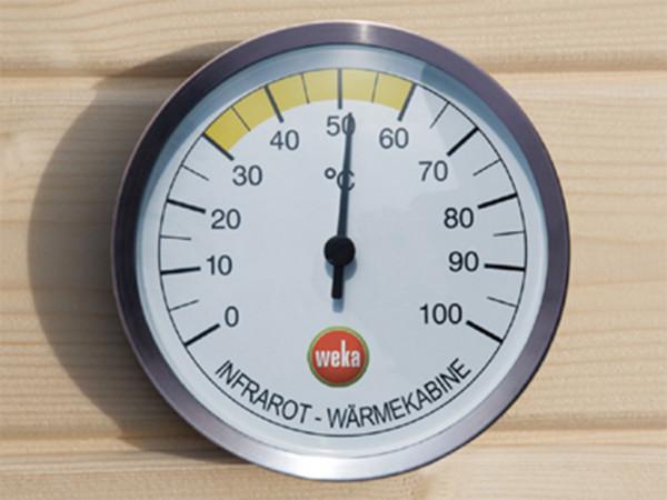 Thermometer für IR-Kabinen