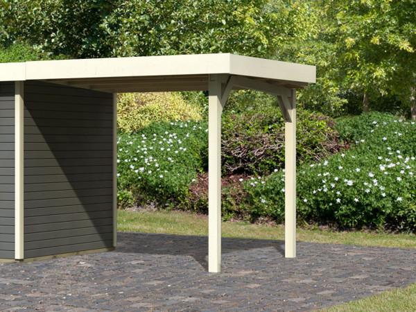 Schleppdach für Gartenhaus \
