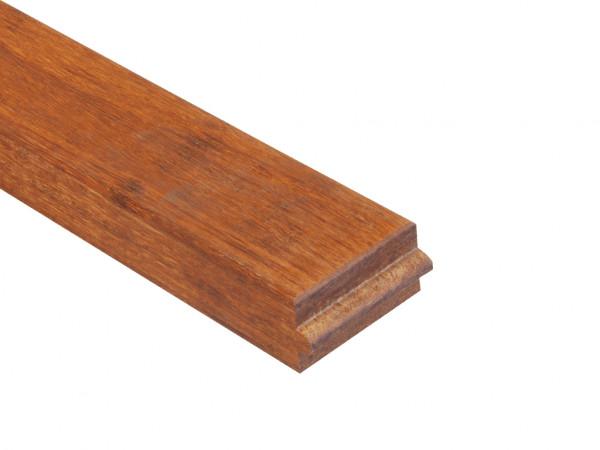 Unterkonstruktion Bambus geölt 42 x 72 mm