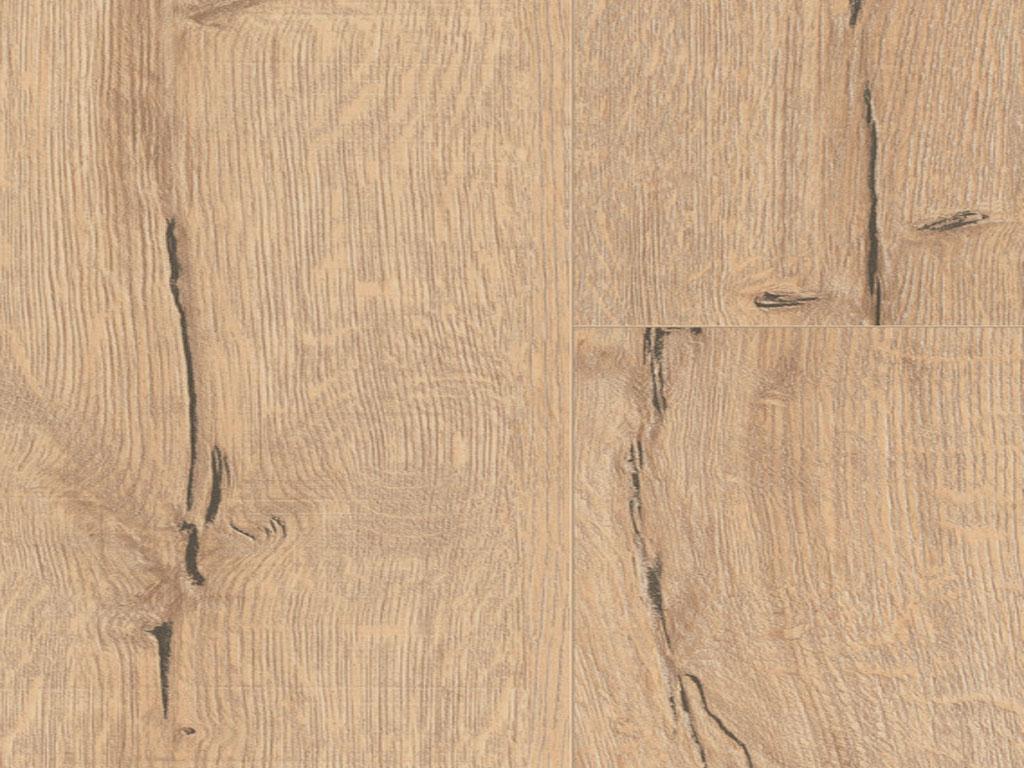 Klick Vinylboden Risseiche hell mit Trittschalldämmung NK 42-21,99 €//m²