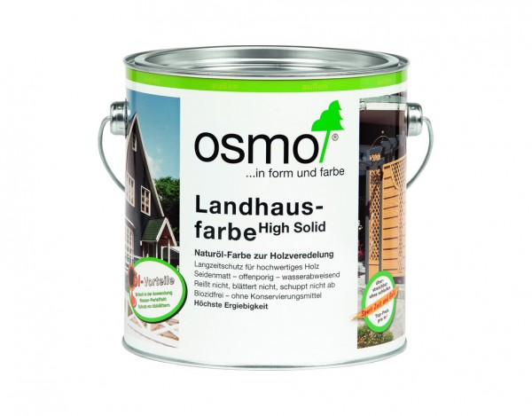 Landhausfarbe 2606 Mittelbraun
