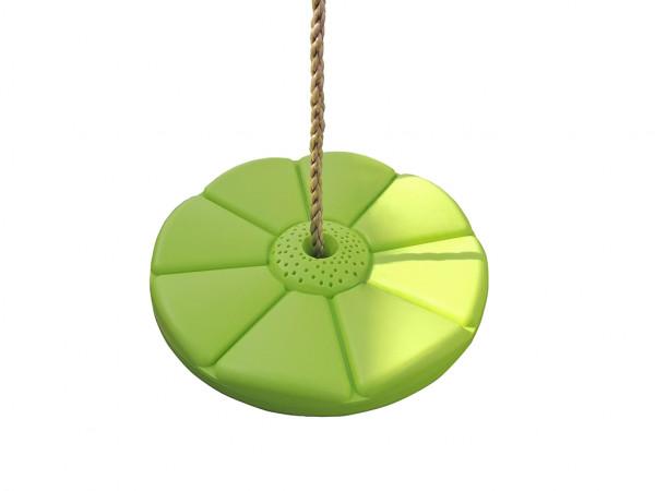 Schaukelscheibe Kunststoff grün