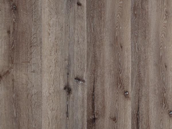 Vinylboden Eiche grau-braun Breitdiele Holzoptik Landhausdiele
