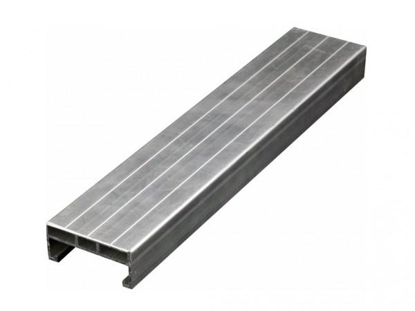 Unterkonstruktion aus Aluminium für Terrassendielen