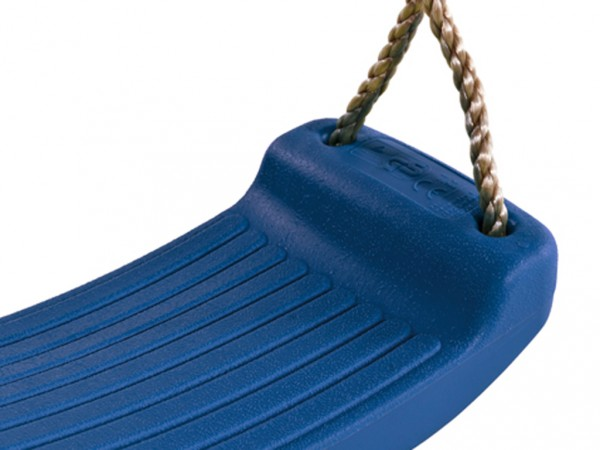 Schaukelsitz Kunststoff blau