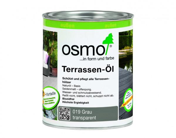 Holz-Spezial-Öl Terrassen-Öl 019 grau