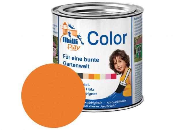 Multi-Play Color Holzfarbe orange