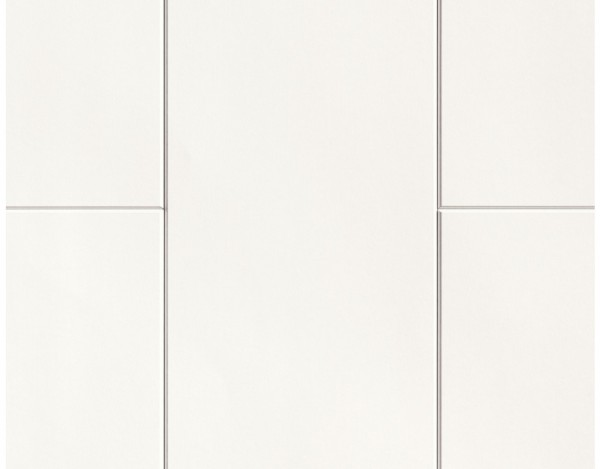 "Paneele ""Bocado 200"" Classic-Weiß Dekor"