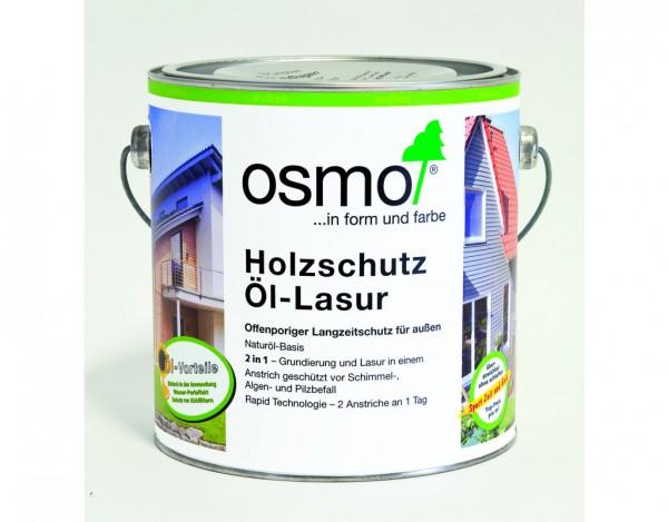 Holzschutz Öl-Lasur 729 Tannengrün