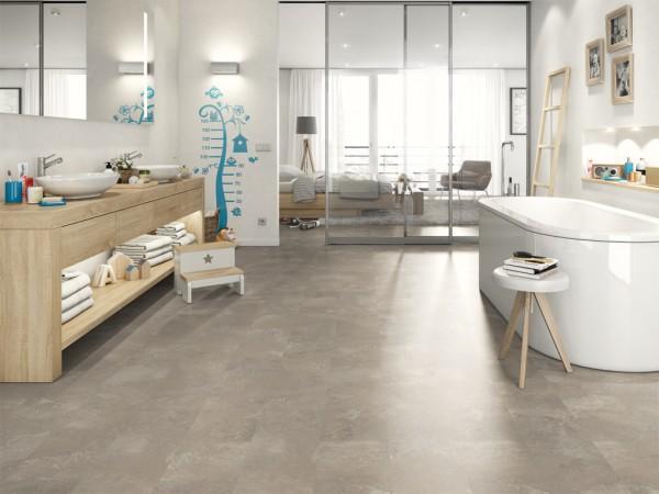 Designboden Home Design Stein grau EHD012