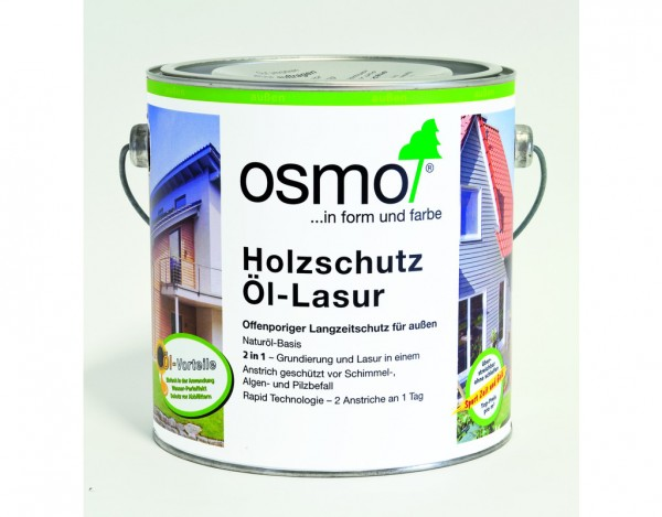 Holzschutz Öl-Lasur 728 Zeder