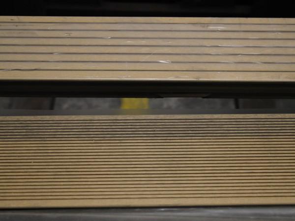 Terrassendiele WPC/BPC Eiche-Optik RESTPOSTEN