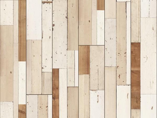 Laminat Brushboard white gefast Trendtime 6 Landhausdiele
