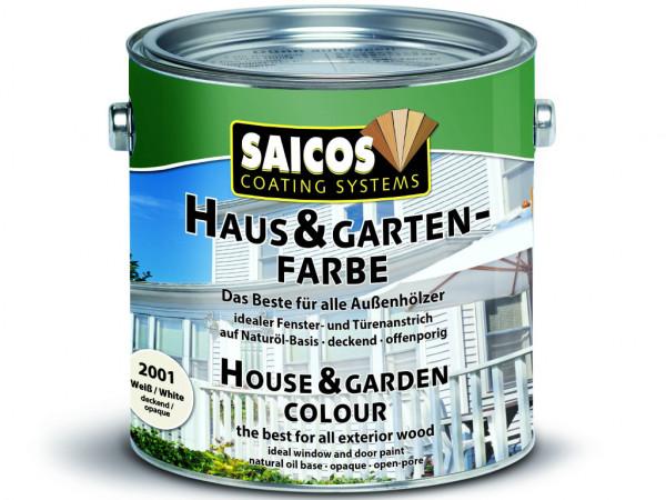 Haus- & Gartenfarbe Achatgrau