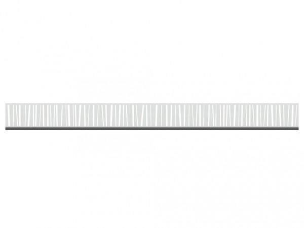 Einzelprofil SYSTEM Linea flach