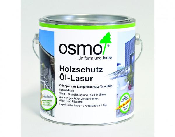 Holz-Schutz-Öl-Lasur 1142 Graphitsilber