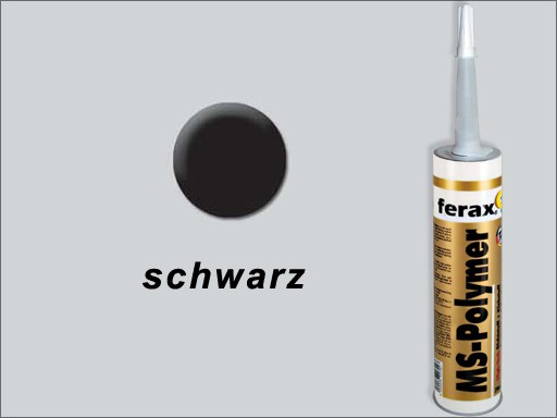 MS-Polymer - Spezialkleb- und Dichtstoff schwarz