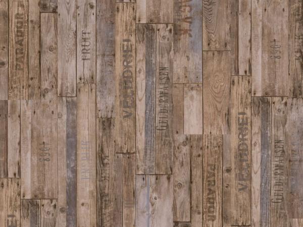 Vinylboden Boxwood Vintage braun Classic 2050 individuelle Dielenoptik Stabmix
