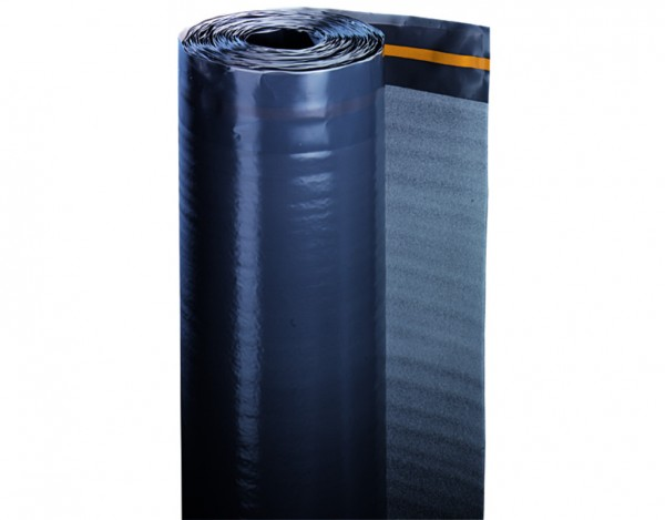 Dämmunterlage Polyprotect+ PE-Folie, 25 m² Rolle