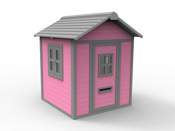 """Spielhaus """"Papagei"""" 10 mm pink"""