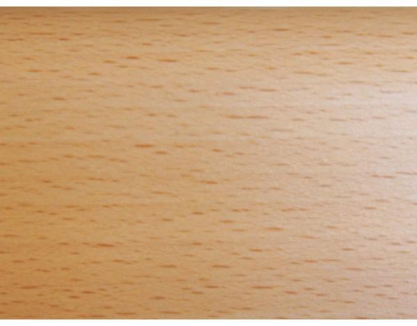 Sockelleiste Buche ungedämpft furniert lackiert Profil 553 UM