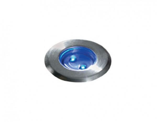 Einbauleuchte Licht Lampe Mona blau LED