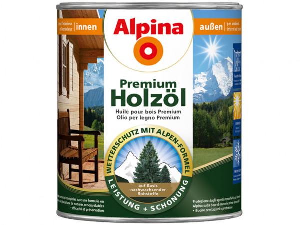 Premium Holzöl Farblos