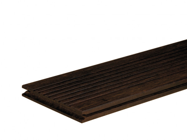 Terrassendiele Bambus CoBAM Mokka vorgeölt