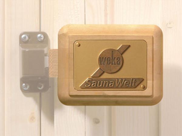 Saunagriff-Set für Holztür