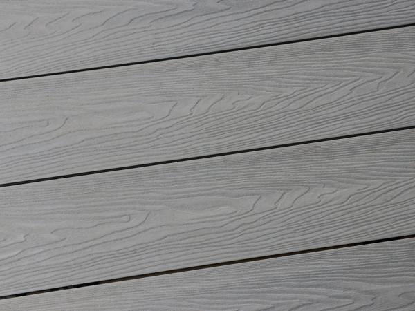 Terrassendiele DreamDeck WPC Soft Grau 300 cm